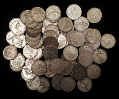 71 x 5 francs 1960