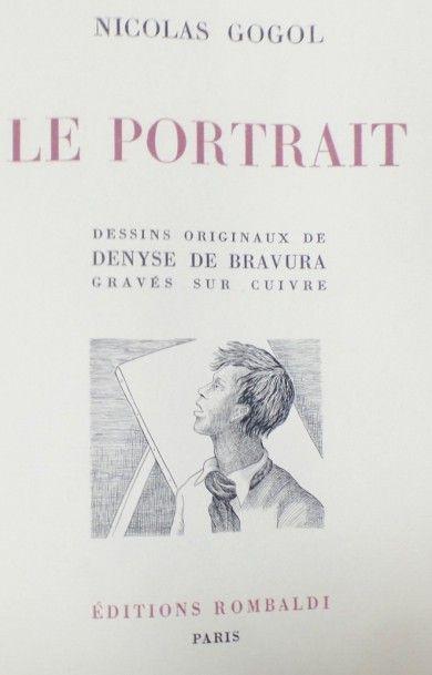 Nicolas GOGOL (1809 - 1852)  Le Portrait...