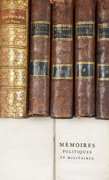 L'abbé MILLOT (1726 - 1785)  Mémoire politiques...