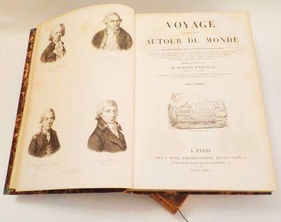 Jules DUMONT D'URVILLE (1790 - 1842)  Voyageur...