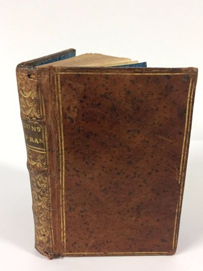 GAVERNY  La Constitution Française. 1791...