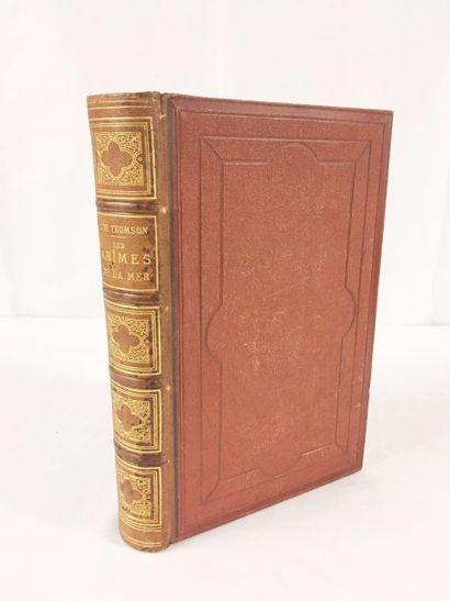 Charles Wyville THOMSON (1830 - 1882)  Les...