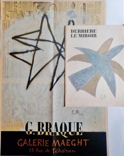 D'après Georges BRAQUE (1882 - 1963)  Lot...