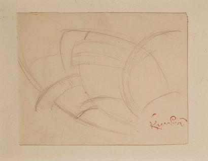 Frantisek KUPKA (Opocno 1871 - Puteaux 1957)...