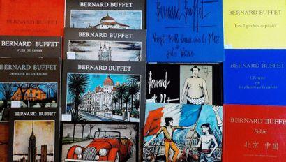 Bernard BUFFET (1928 - 1999)  Catalogues...