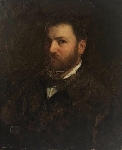 Albert F. LAURENS (1864 - 1934)  Portraits...