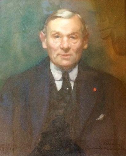 Lucien Victor GUIRAND DE SCEVOLA (1871 -...