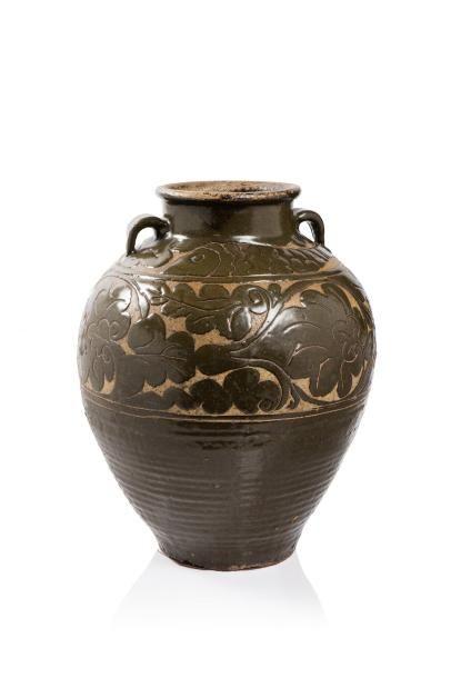 Chine, période Jin-Yuan, XIIIe siècle  Grande...