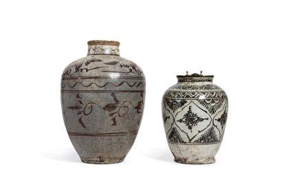 Chine, période Yuan, XIIIe-XIVe siècle  Petite...