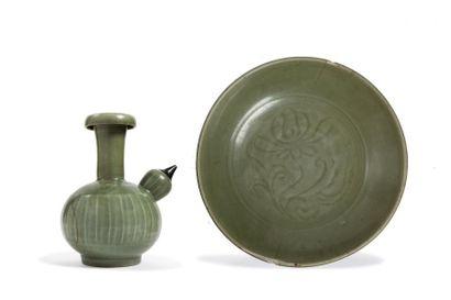 Chine, période Ming, XVe-XVIe siècle  Lot...