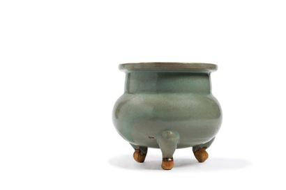Chine, période Ming, XVe-XVIe siècle  Brûle-parfum...