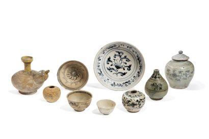 Chine, période Yuan et Ming, XIVe et XVIe...