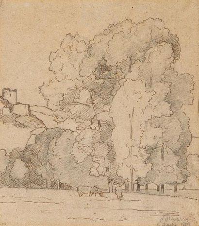 Camille PISSARRO (Saint Thomas 1830- Paris...