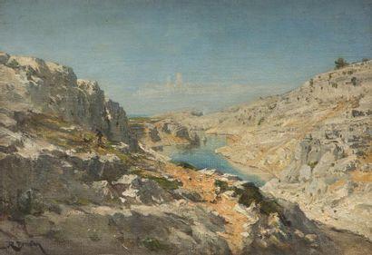 Raphael Luc PONSON (Sollès - Pont 1835- Marseille...