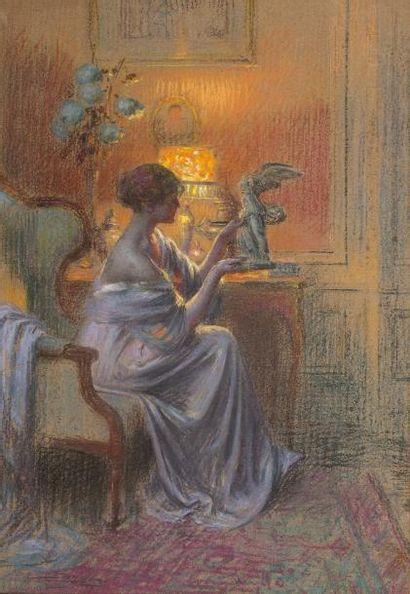 Delphin ENJOLRAS (Courcouron 1857 - 1945)...