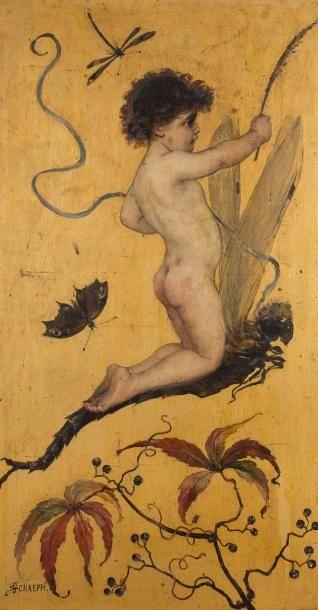 Sophie SCHAEPPI (Winterthur 1852 - Zürich...