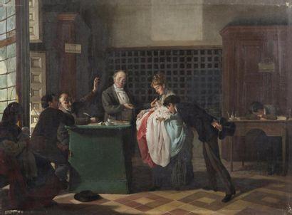 José Marcelo CONTRERAS Y MUNOZ (Grenade 1827...