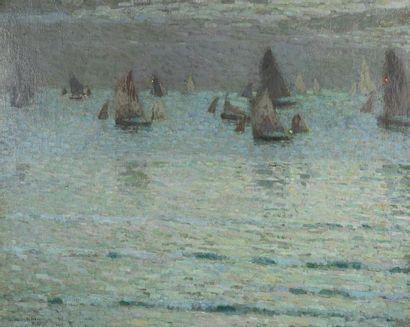 Henri LE SIDANER (Port Louis 1862 - Paris...