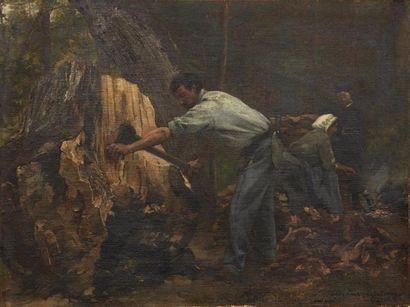 Louis Robert CARRIER-BELLEUSE (Paris 1848...