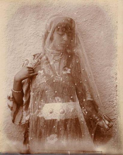 Émile FRÉCHON (1848-1921)  Algérie, Biskra...