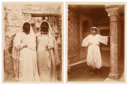 Rudolf LEHNERT & Ernst LANDROCK  Tunisie,...