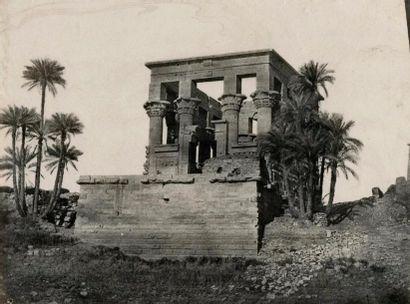 Maxime DU CAMP (1822-1894)  Egypte, Nubie,...
