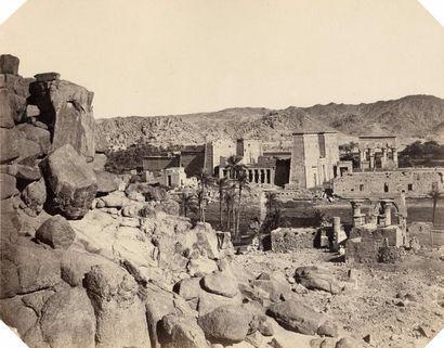 Aymard de BANVILLE (1837-1917)  Egypte :...