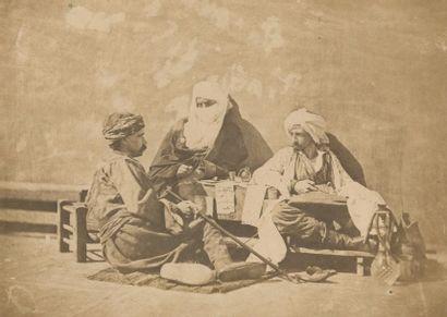 JamesROBERTSON (1813-1888) et Henry SAUVAIRE...