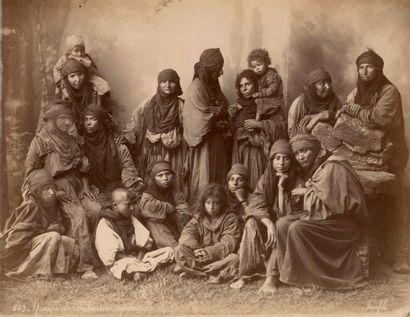 Félix BONFILS (1831-1885)  Liban (11), Baalbek...