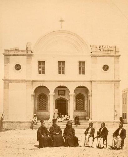 J.X. ou Ivan RAOULT (act.1870-1884)  Sinaï...