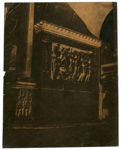 Italie  Arc de Constantin, portant l'inscription...