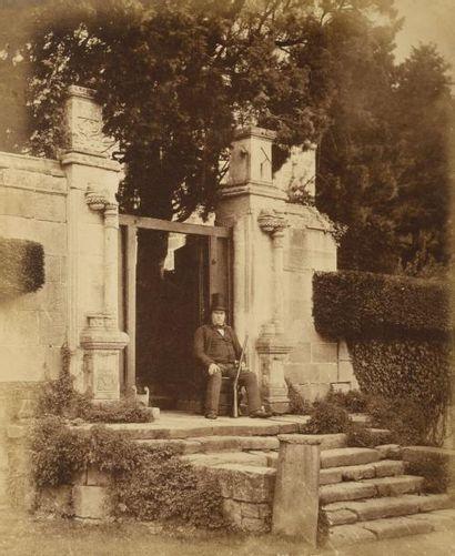 Philip Henry DELAMOTTE (1821-1889) et Joseph...