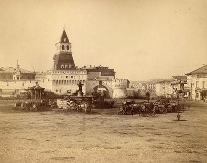 J. DAZIARO et autres  Russie, Moscou : site,...