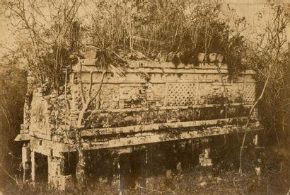 Désiré CHARNAY (1828-1915)  Cités et ruines...