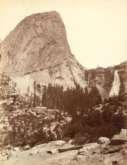 Carleton E. WATKINS (1829-1916)  Mt. Broderick,...