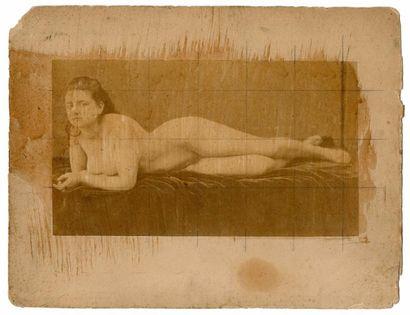 Gaudenzio MARCONI (1841-1885)  Etudes de...