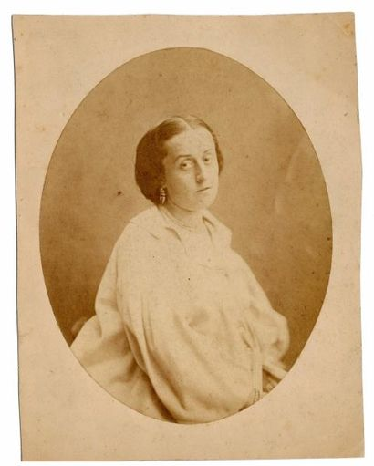 NADAR (Gaspard Félix Tournachon, dit) (1820-1910) Portraits : hommes de lettres,...