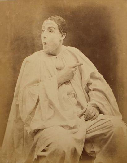 NADAR (Gaspard Félix Tournachon, dit) (1820-1910) et Nadar Jeune (Adrien Tournachon,...