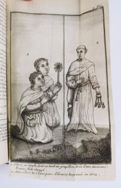 VILLAIN (Etienne François). Essai d'une histoire de la paroisse de Saint Jacques...