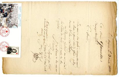 LARREY (Baron Dominique-Jean, 1766 – 1842,...