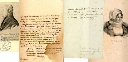LAVALETTE (Antoine-Marie Chamans, comte de,...