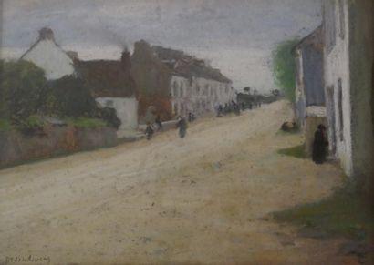 Louis Marie DESIRE- LUCAS (Fort de France 1869 - Douarnenez 1949)