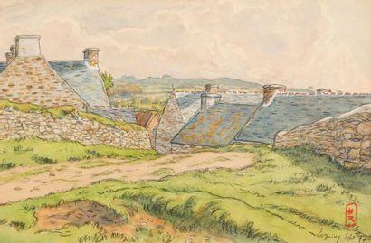 Henri RIVIERE (Paris 1864 - Sucy en Brie 1951)