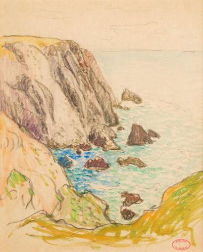Henry MORET (Cherbourg 1856 - Paris 1913)