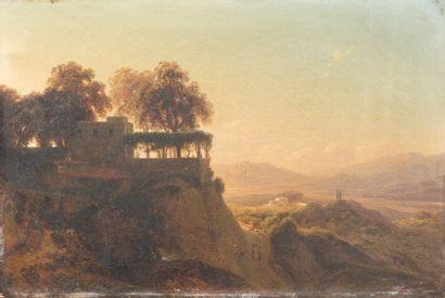 Louis Auguste LAPITO (Joinville-le-Pont 1803 – Boulogne Billancourt 1874)