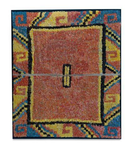 Spectaculaire Unku Royal Nazca Il est composé...