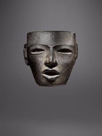 Masque Teotihuacan de dignitaire Masque présentant...
