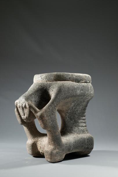 Encensoir « brasero » représentant le Dieu...