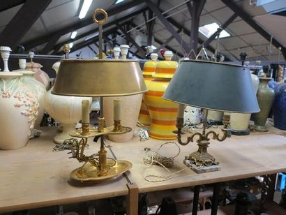 Mobilier - Luminaires - Cadres
