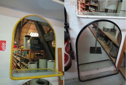 Objet de vitrine - Flacons